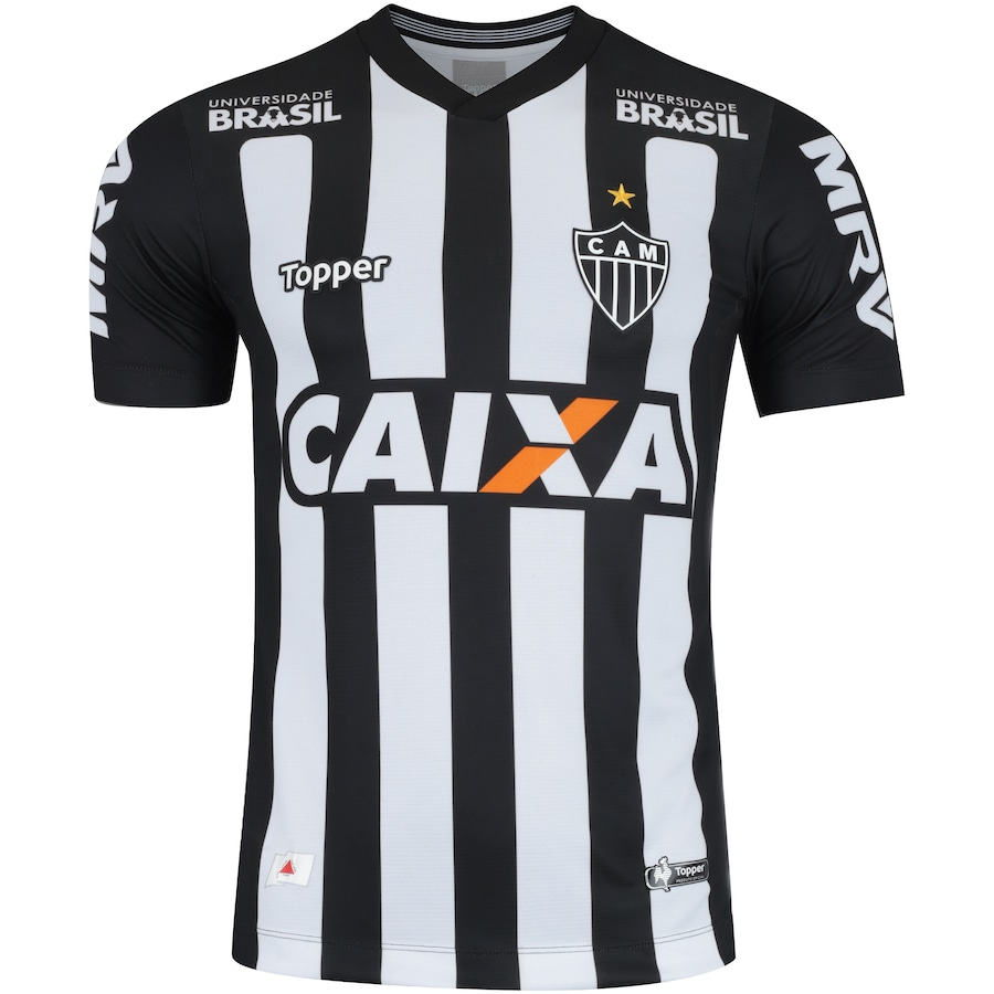 c91113152b Camisa do Atlético-MG I 2018 Topper - Masculina