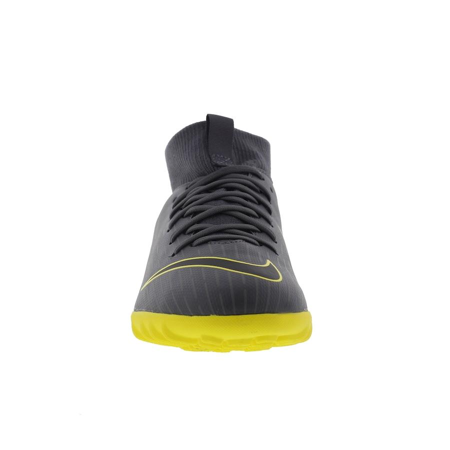 Chuteira Society Nike Mercurial Superfly X 6 Academy GS TF - Infantil 1ea82dd5616f6
