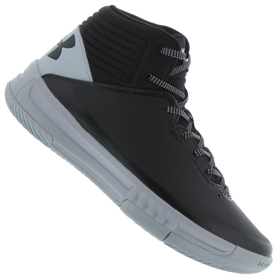d29e696e77d Tênis Cano Alto Under Armour Lockdown 2 - Masculino