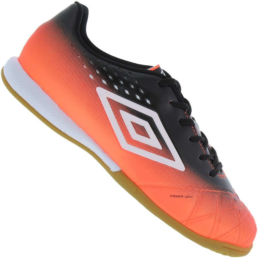 e2fc7841c9e11 Chuteira Futsal Umbro Fifty Pro IC - Adulto