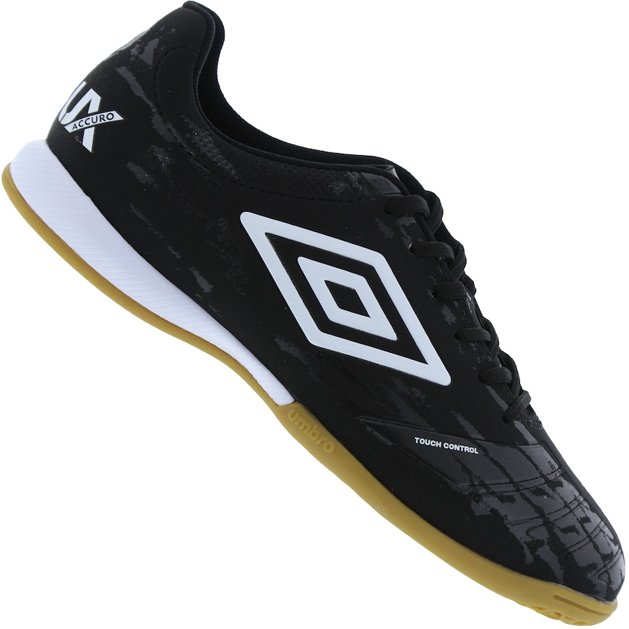1be02b5344 Chuteira Futsal Umbro Accuro II Club IC - Adulto