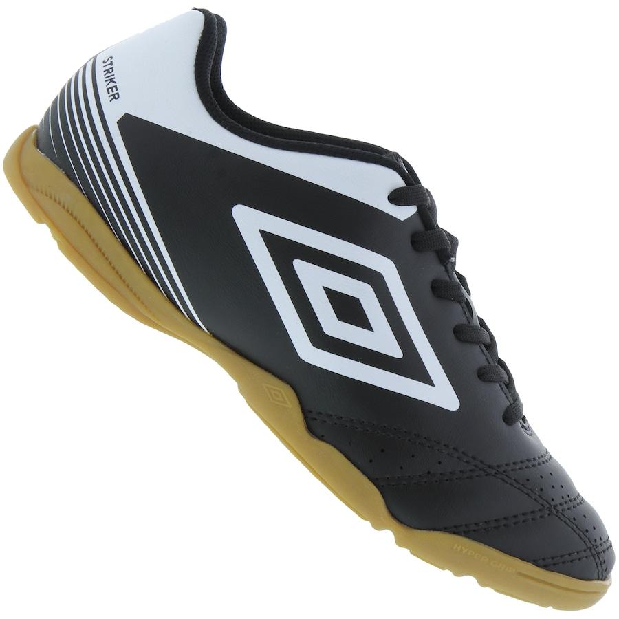 Chuteira Futsal Umbro Striker IV IC - Adulto d185c10340ad3
