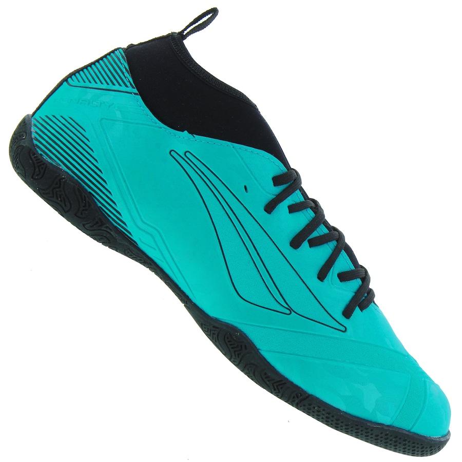 609fe9d95c Chuteira Futsal Penalty RX Locker Stealth VIII IC - Adulto