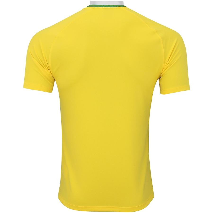272638f3cb552 Camisa da Seleção Brasileira 2018 Nike - Torcedor