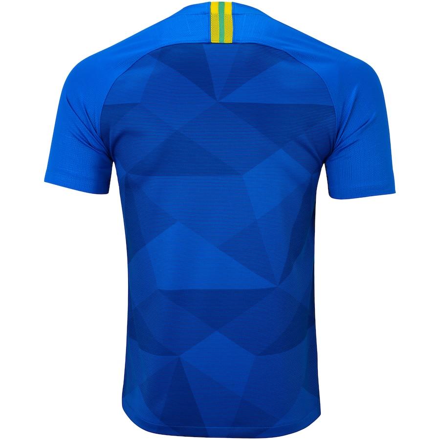 e5812775f3 Camisa da Seleção Brasileira II 2018 Nike - Masculina