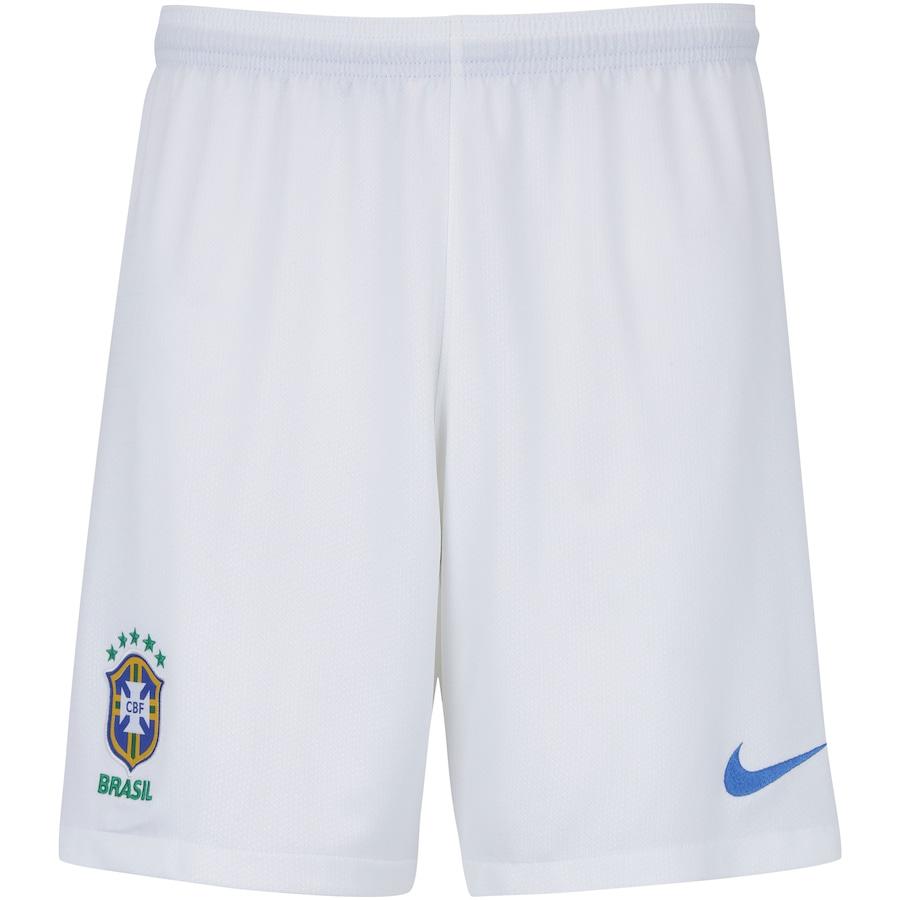 Calção da Seleção Brasileira II 2018 Nike - Masculino 2f342fe8b84