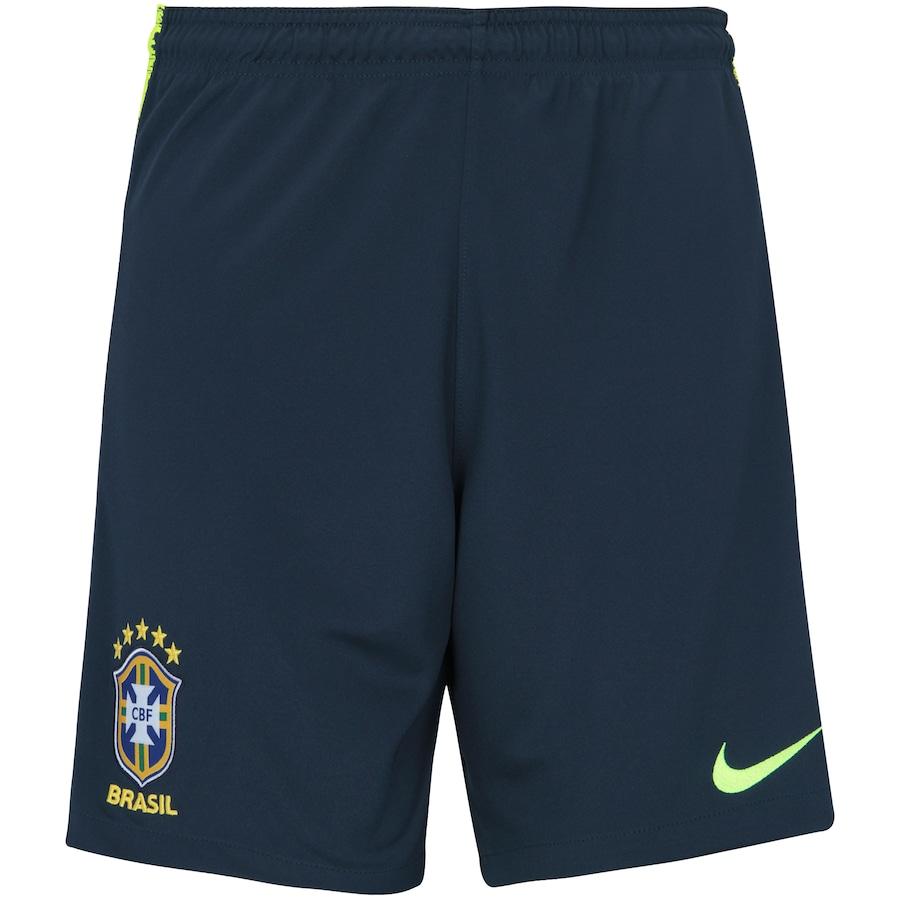 ee0e408f85 Calção de Treino da Seleção Brasileira 2018 Nike - Masculino