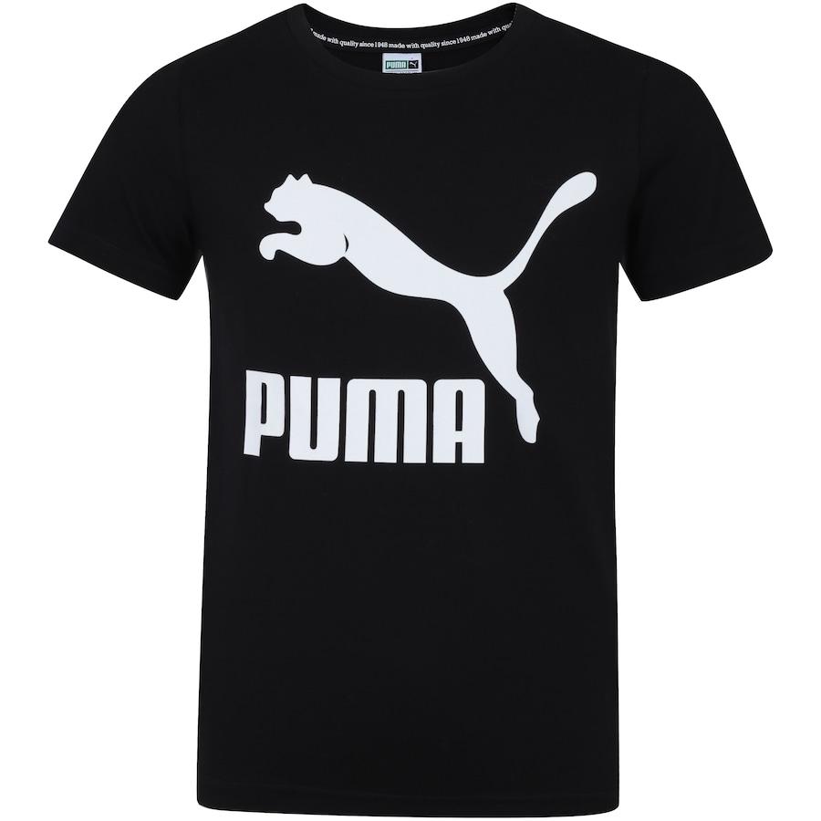 f31da5dddd8 Camiseta Puma Classic - Infantil