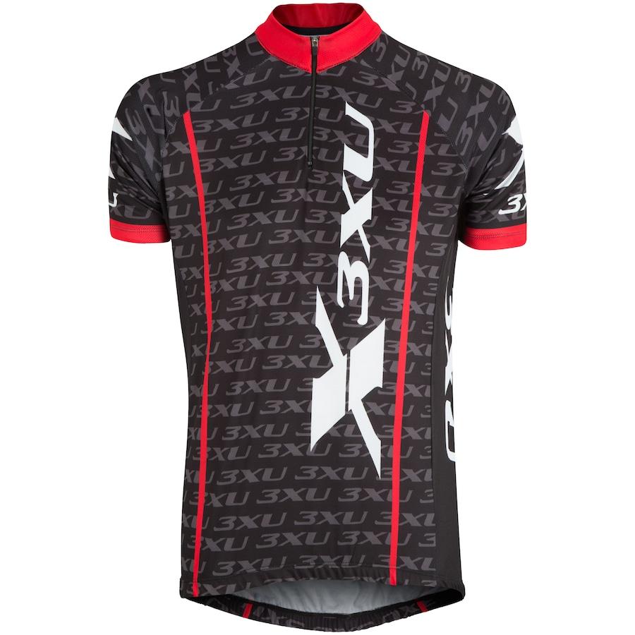 Camisa de Ciclismo Refactor 3XU Multiplied - Masculina a110cc8f3f903