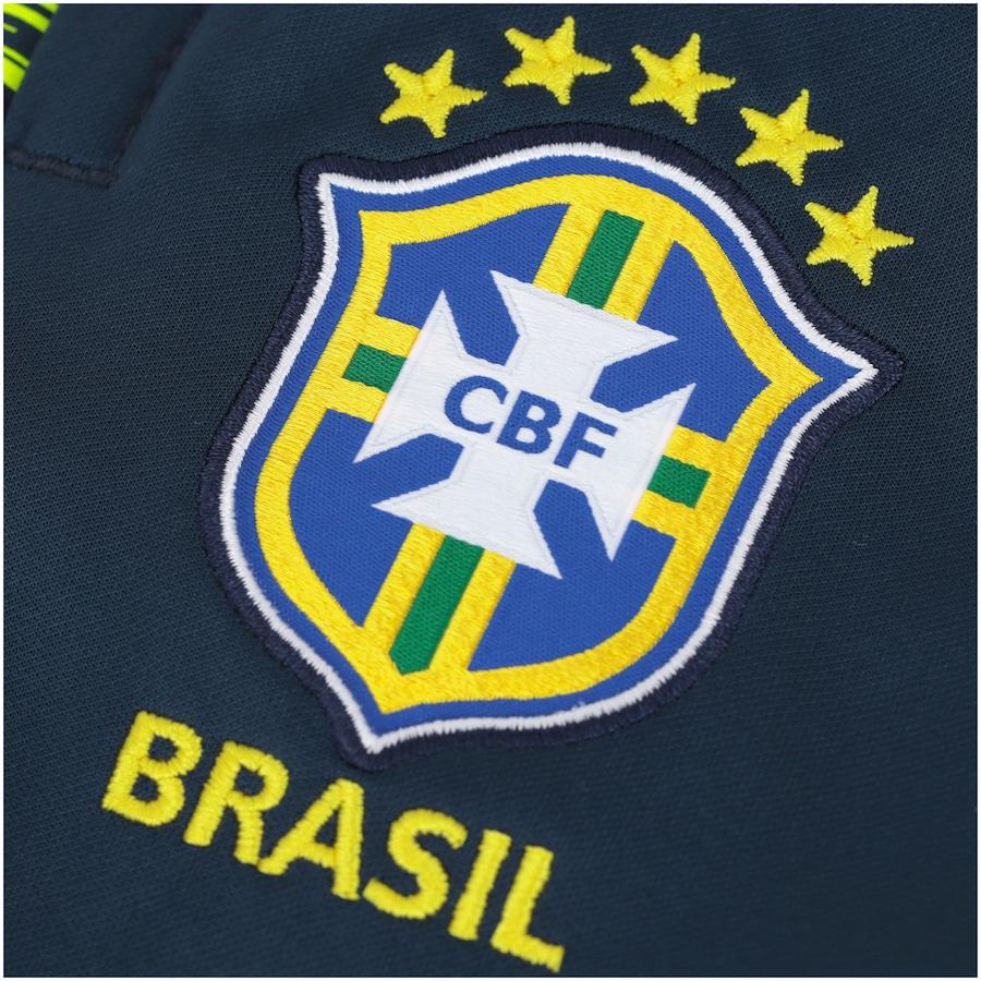 48c3197742 Agasalho de Treino da Seleção Brasileira 2018 Nike - Masculino