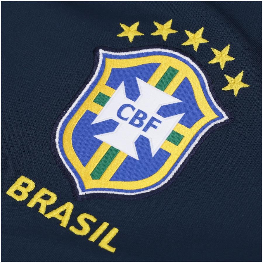 Camisa de Treino da Seleção Brasileira 2018 Nike - Masculina 875e37f16bc