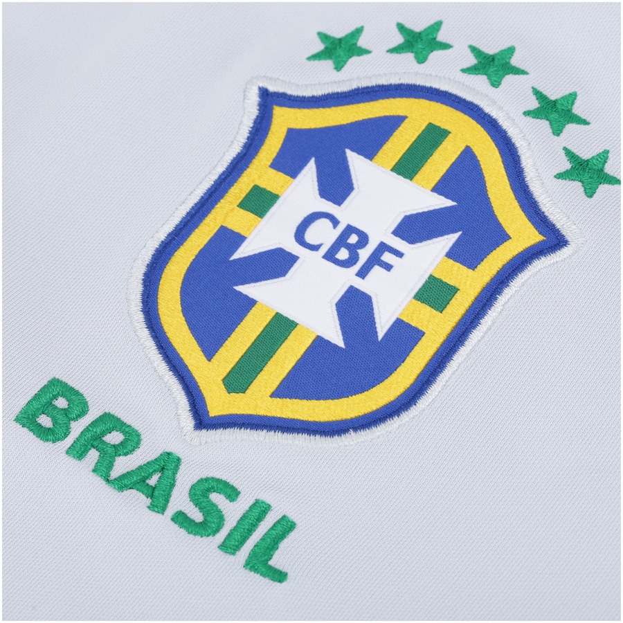 3a18c104f5 Camisa de Treino Breathe da Seleção Brasileira 2018 Nike - Masculina