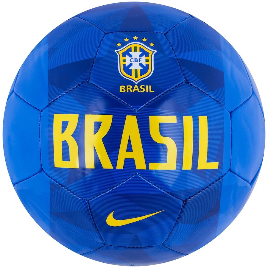 Bola de Futebol de Campo da Seleção Brasileira 2018 Nike Supporters 130f63e23e2d4