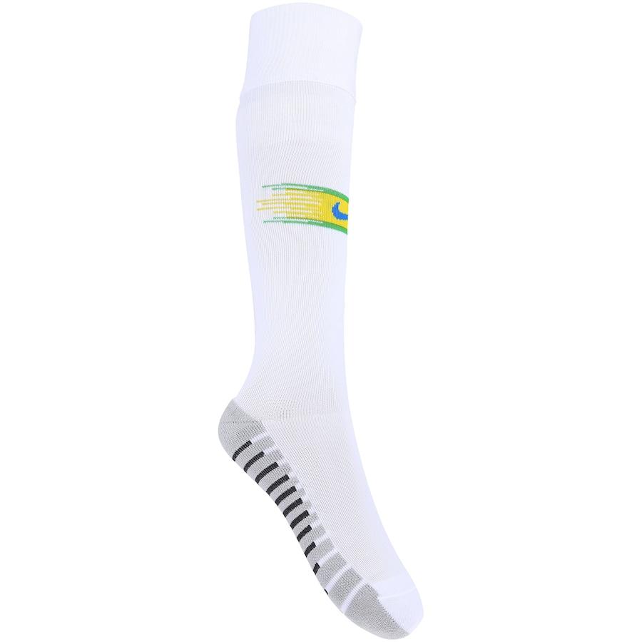 Meião da Seleção Brasileira I 2018 Nike - Adulto 57c38d38f1cd8