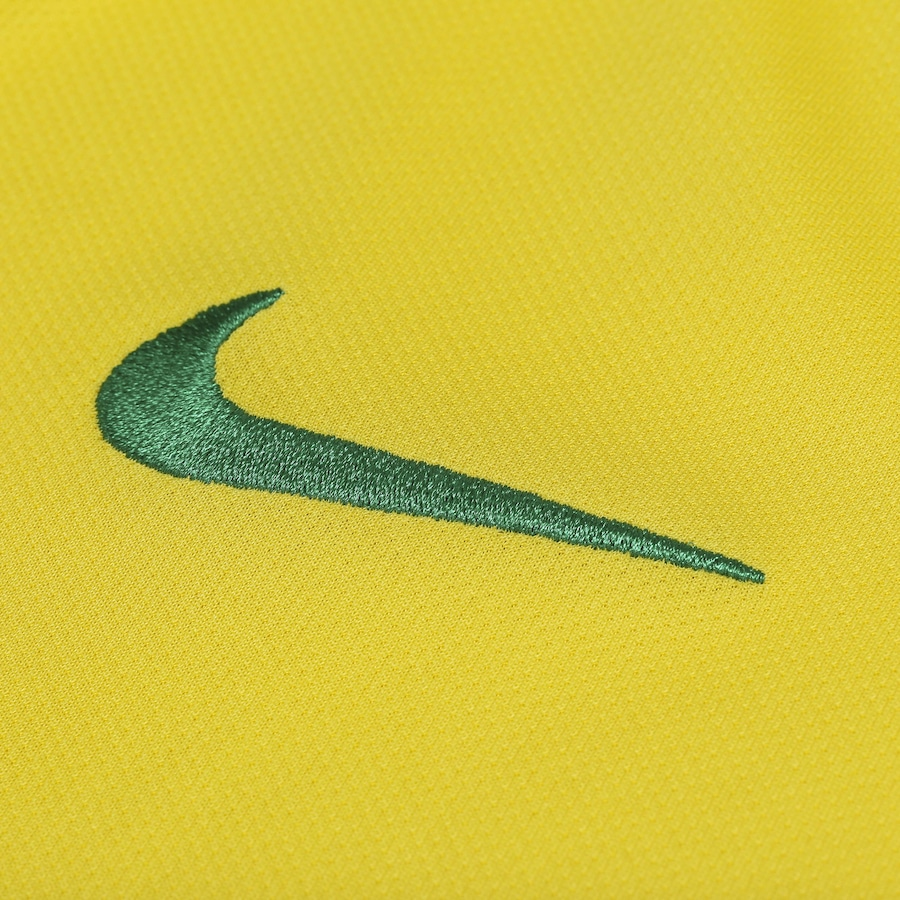 Camisa da Seleção Brasileira I 2018 Nike - Juvenil 1b5b573e1e434