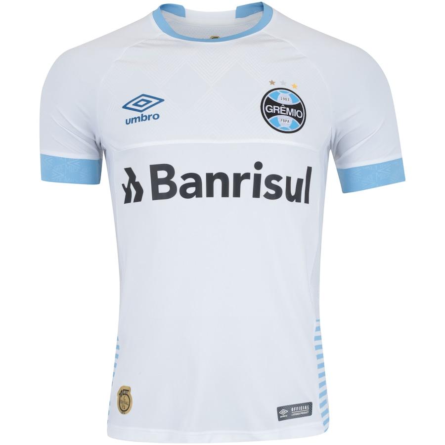 Camisa do Grêmio II 2018 nº 10 Umbro - Jogador 6acba456878be