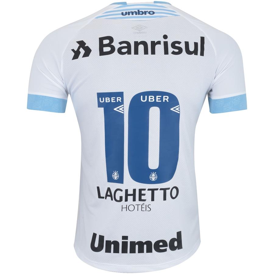6c6c9c0518eac Camisa do Grêmio II 2018 nº 10 Umbro - Jogador