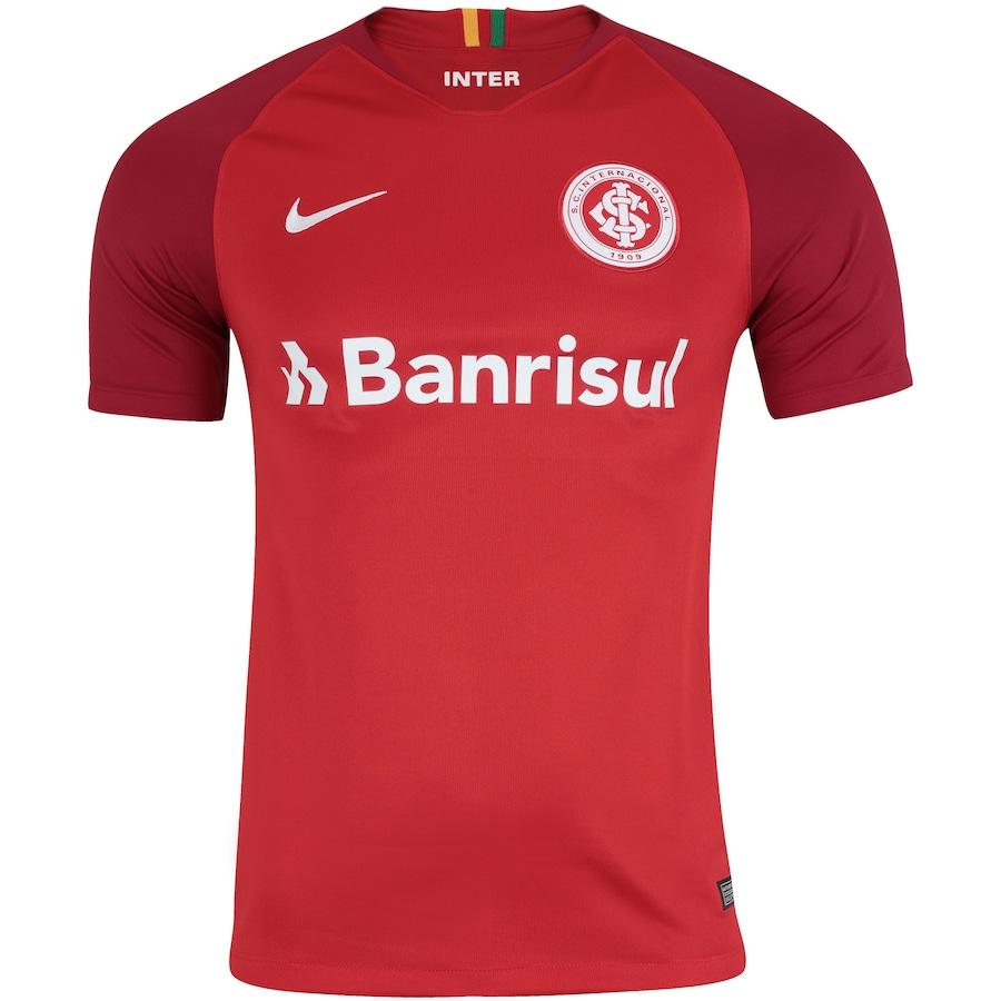 Camisa do Internacional I 2018 Nike - Masculina 6f85709c15092