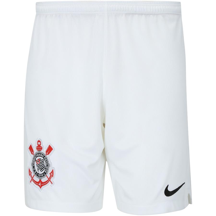 Calção do Corinthians I 2018 Nike - Masculino 8d360da9ec959