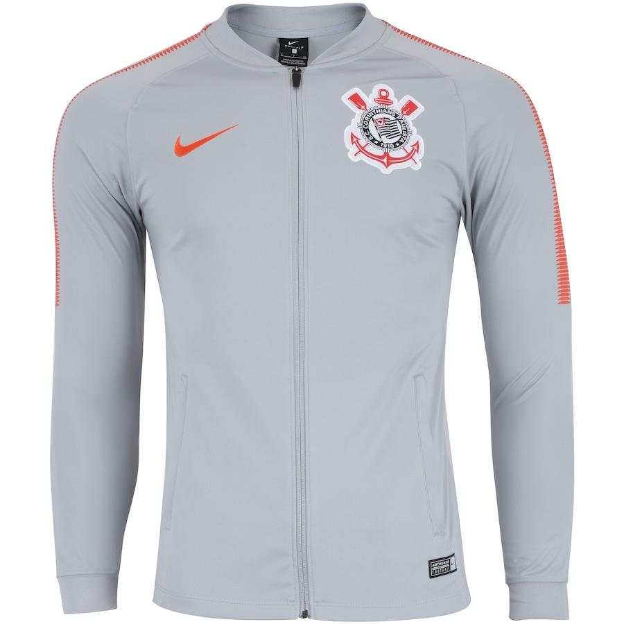 Jaqueta de Treino do Corinthians 2018 Nike - Masculina a1cced79cd8e4