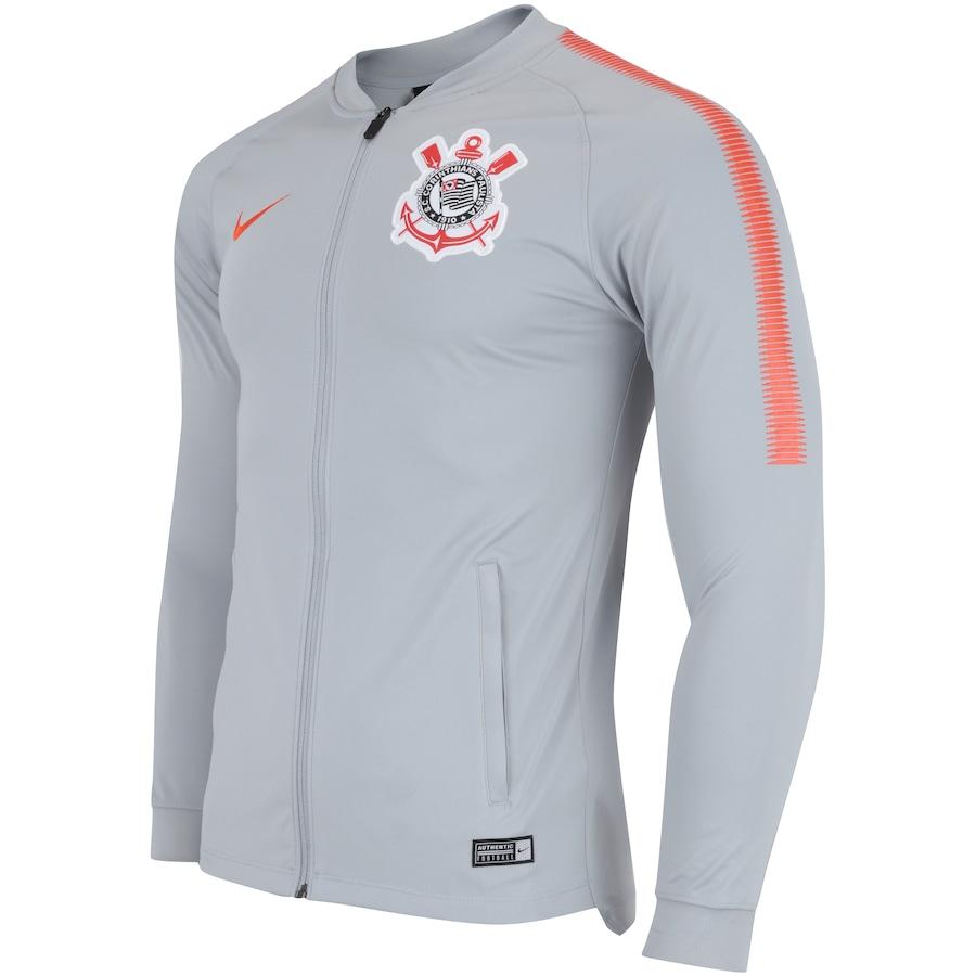 11aee40ab1 Jaqueta de Treino do Corinthians 2018 Nike - Masculina