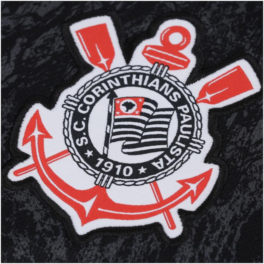 Camisa do Corinthians II 2018 Nike - Feminina 98c40802e9c0e