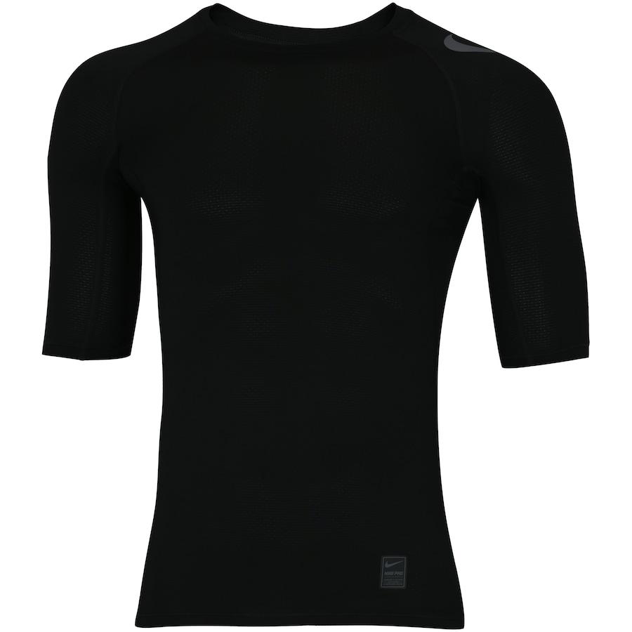 Camisa de Compressão Nike Pro Hypercool SS - Masculina abb3574284c4d
