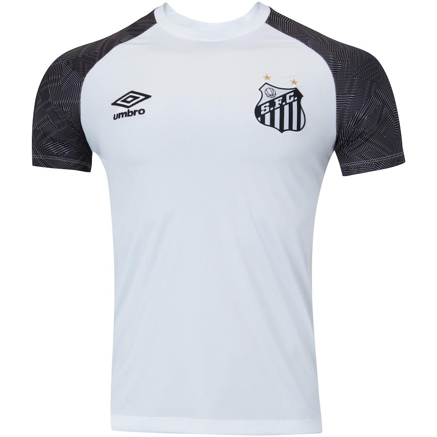 3d1f4511f0 Camisa de Treino do Santos 2018 Umbro - Masculina