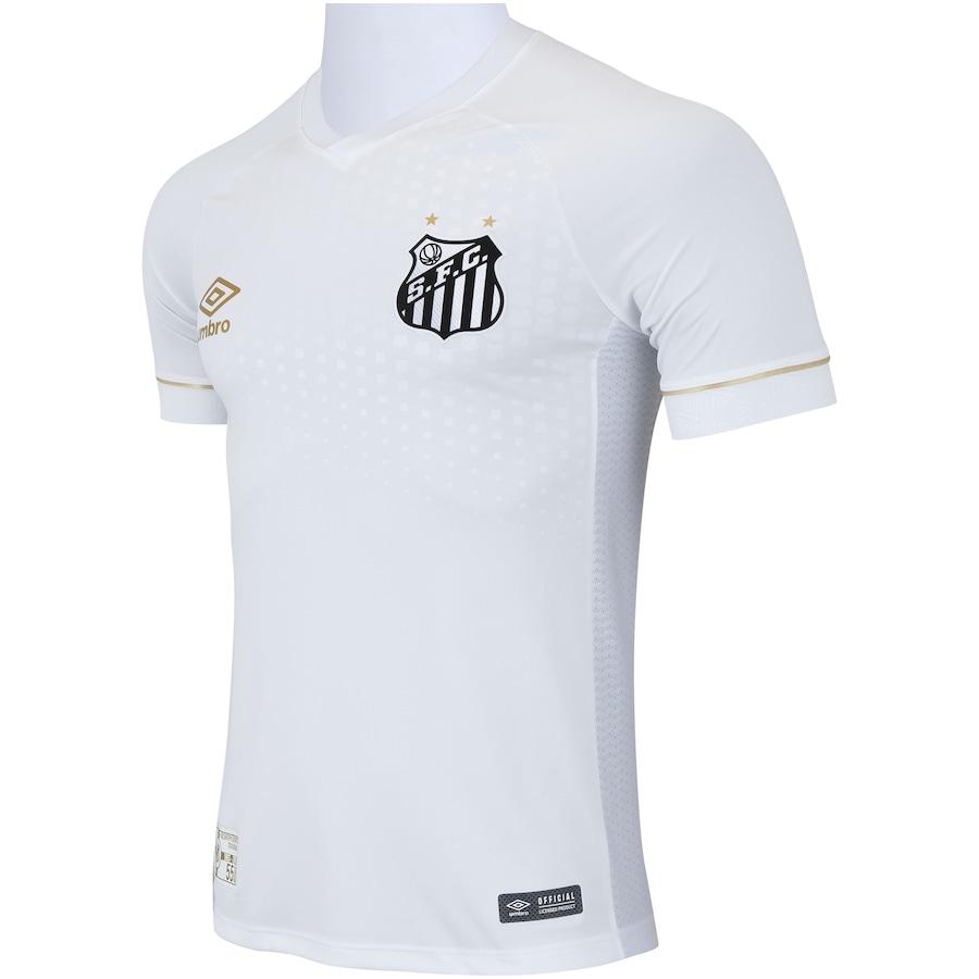 338a830867 Camisa do Santos I 2018 nº 10 Umbro - Jogador
