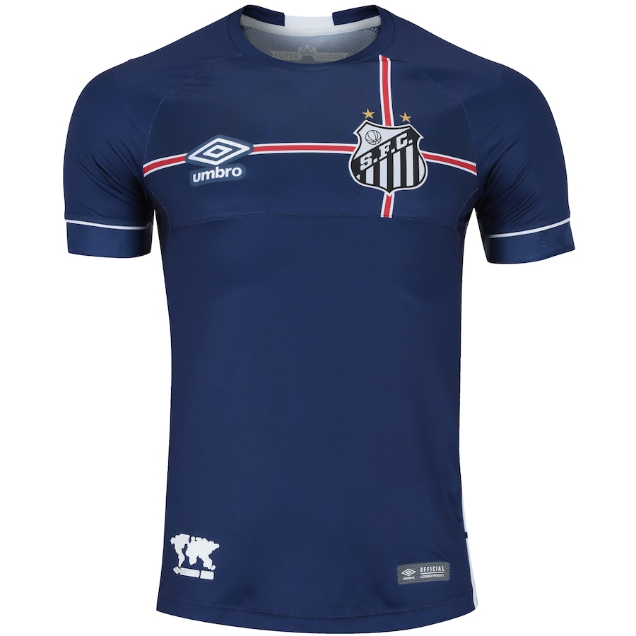 Camisa do Santos Nations The Kingdom Umbro - Masculina ae8559102952d