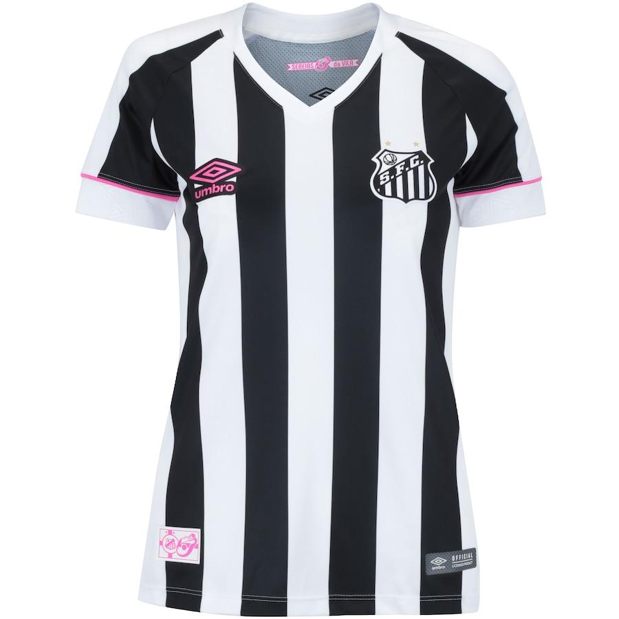 fdfda7df7a8d2 Camisa do Santos II 2018 Sereias da Vila Umbro - Feminina