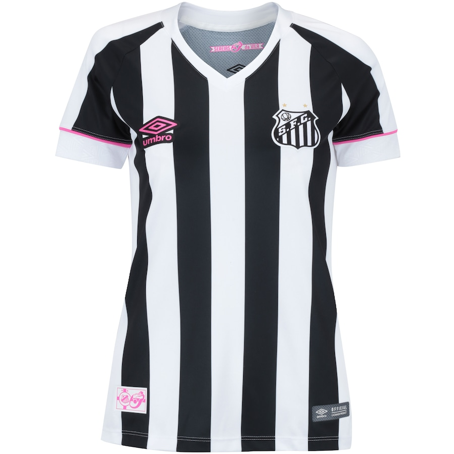 1486abafc2808 Camisa do Santos II 2018 Sereias da Vila Umbro - Feminina