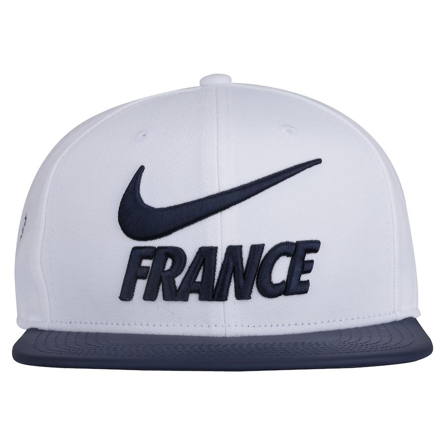 7c6c3b8fab2bb Boné Aba Reta França 2018 Pride Nike - Snapback - Adulto