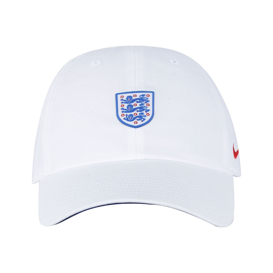 7e3b211994 Boné Aba Curva Nike Inglaterra 2018 H86 Core - Strapback - Adulto