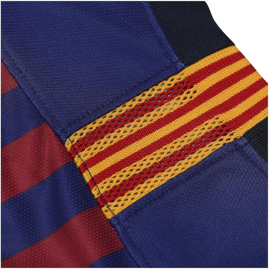 cf3c523a38 Camisa Barcelona I 18 19 Nike - Masculina