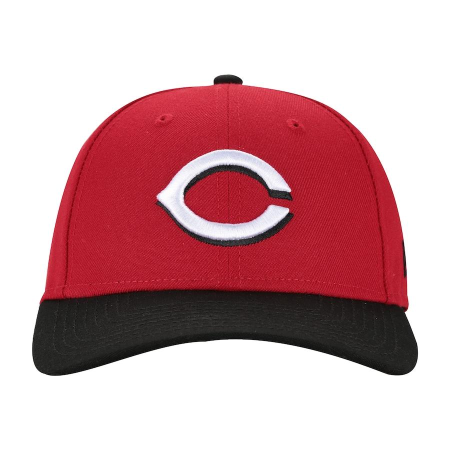 Boné Aba Curva New Era 940 Cincinnati Reds SN Team Color - Snapback - Adulto 9c22358c76d
