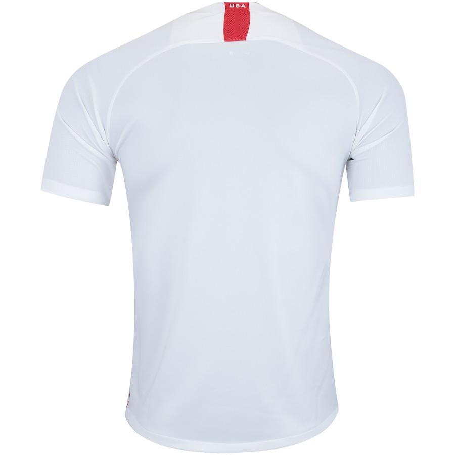 70ca0d63ca9016 Camisa Estados Unidos I 2018 Nike - Masculina
