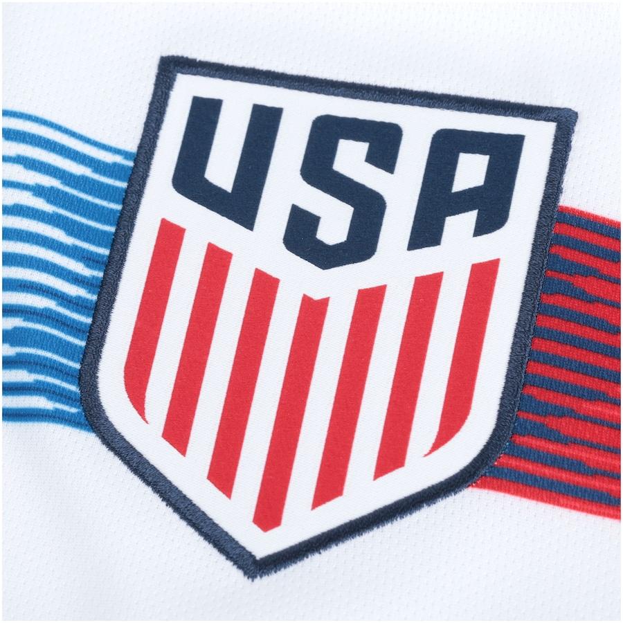 af6841369d Camisa Estados Unidos I 2018 Nike - Masculina