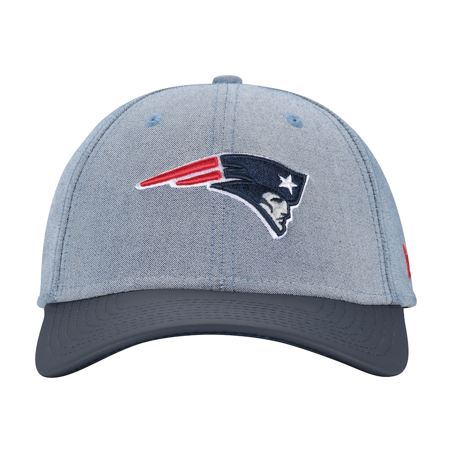 Boné Aba Curva New Era 940 New England Patriots SN Core Denim - Snapback -  Adulto 5325256002352