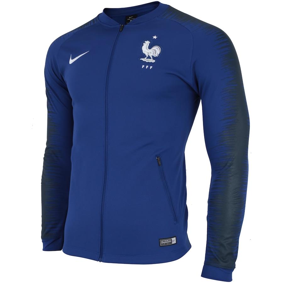 Jaqueta França 2018 Anthem Nike - Masculina d53311814cdb4