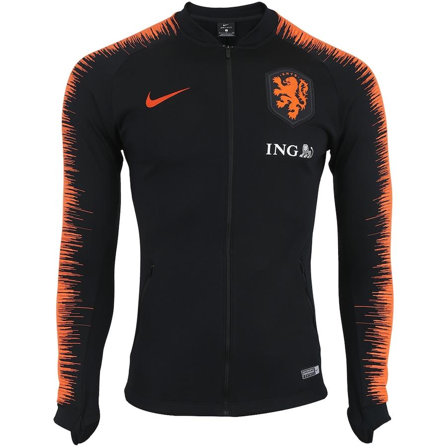 Jaqueta Holanda 2018 Anthem Nike - Masculina 61421de08de7a
