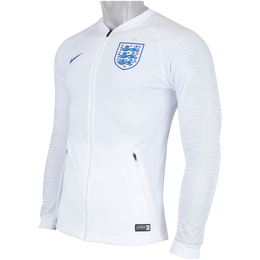Jaqueta Inglaterra 2018 Anthem Nike - Masculina 8b199b977ef7f