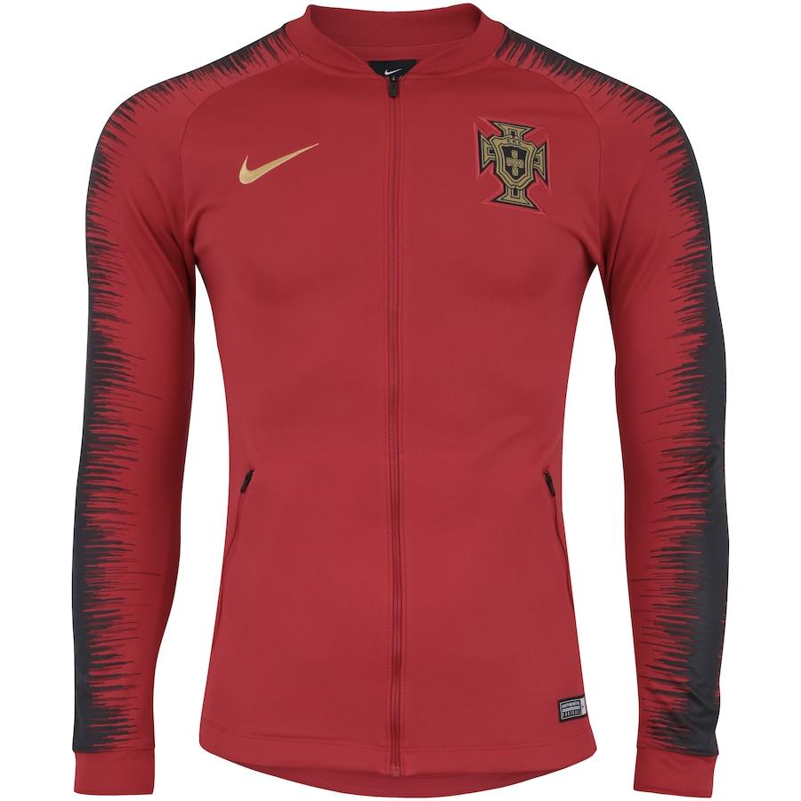 Jaqueta Portugal 2018 Anthem Nike - Masculina dd985d556f357