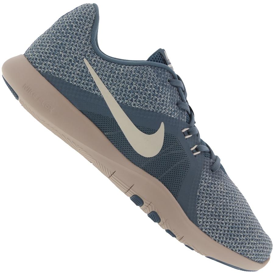 0c6412fe37 Tênis Nike Flex Trainer 8 - Feminino
