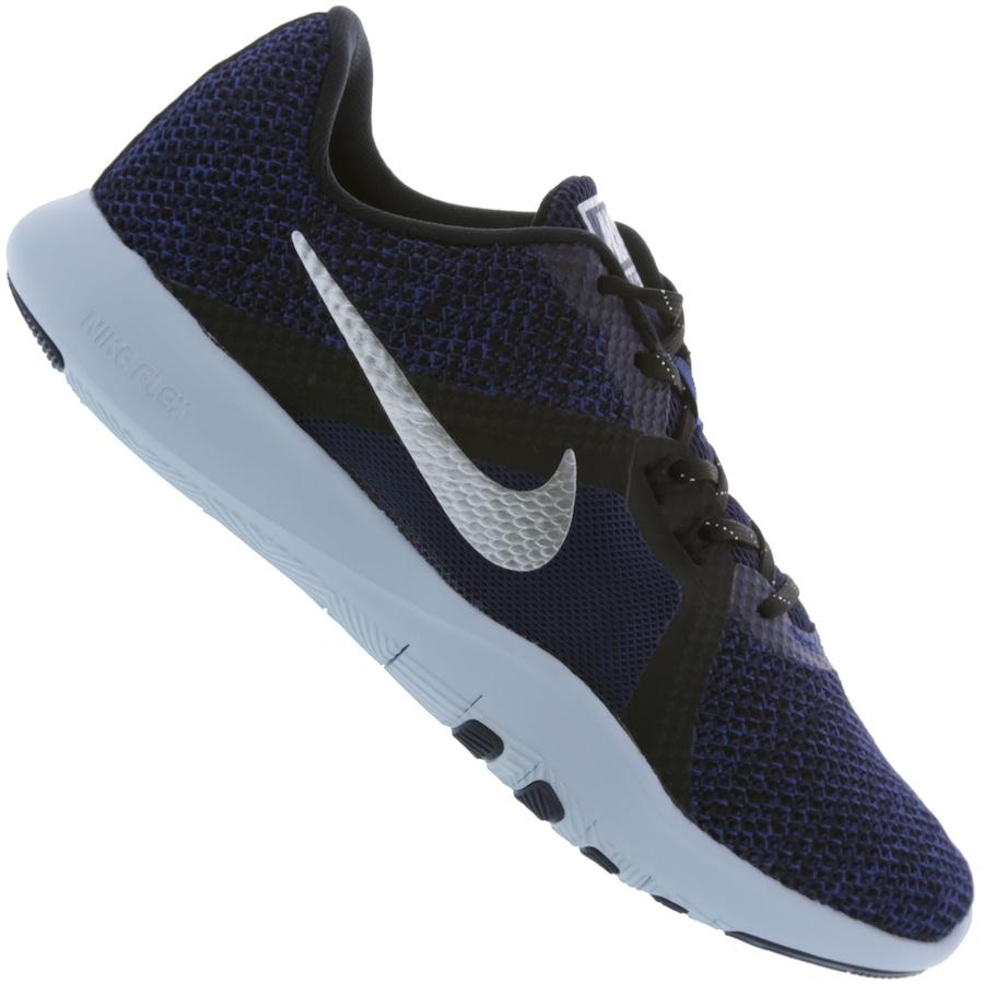 4adedc7507 Tênis Nike Flex Trainer 8 PRM - Feminino