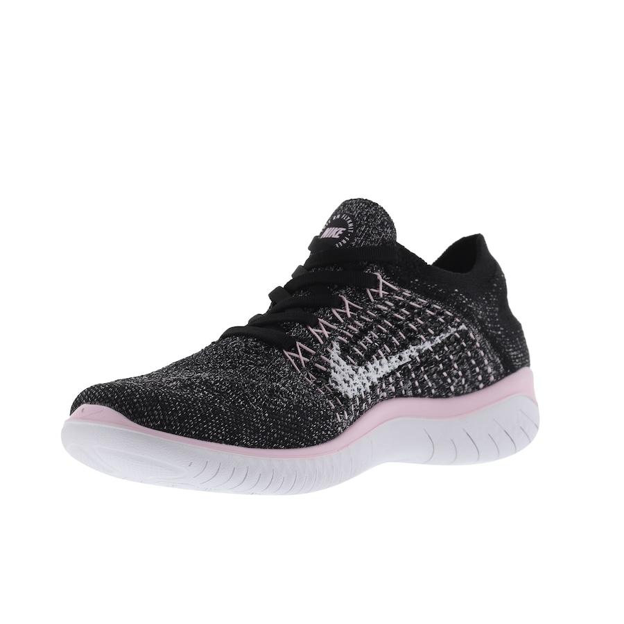 Tênis Nike Free RN Flyknit 2018 - Feminino b900803378