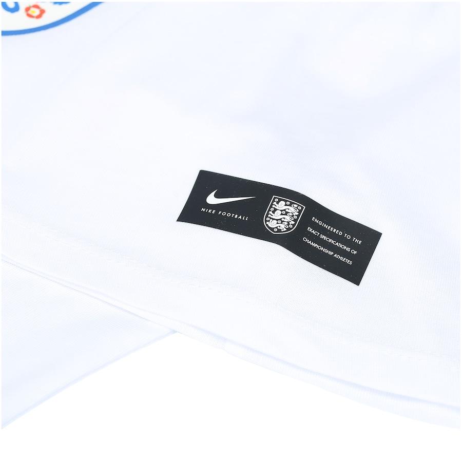 5733252b74 Camiseta Inglaterra 2018 Crest Nike - Masculina