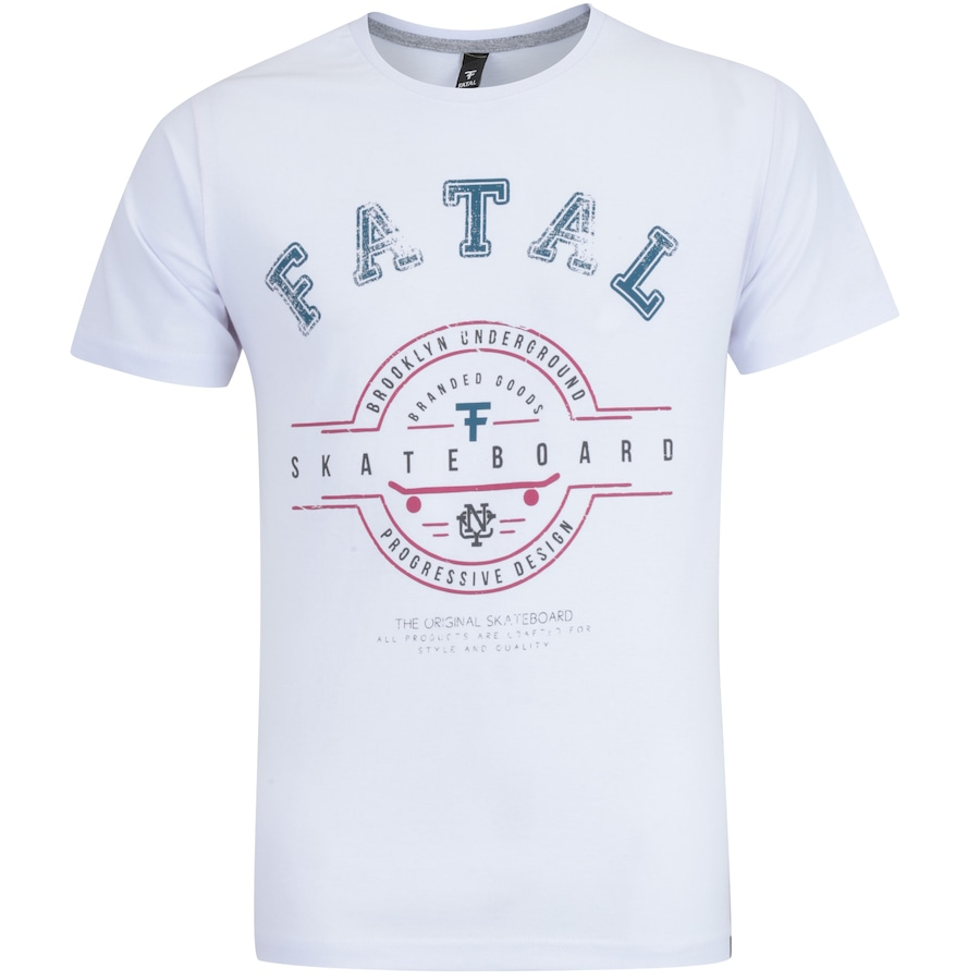 Camiseta Fatal Estampada 17677 - Masculina 0c88ca6d633