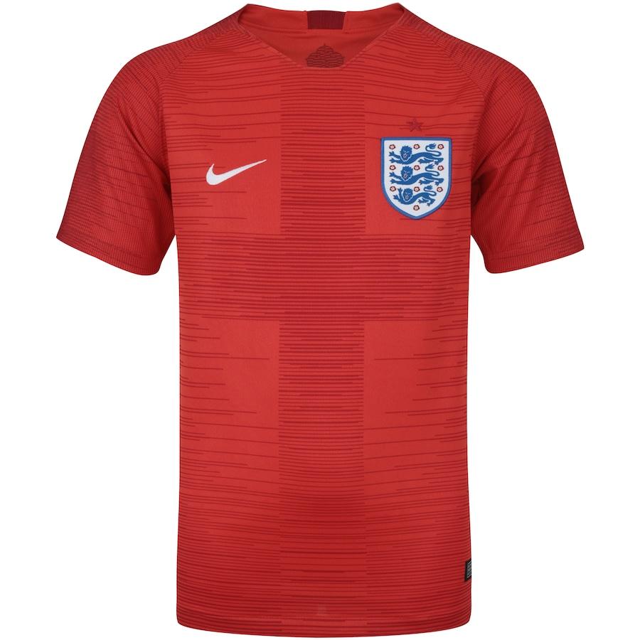 71ba413175cac Camisa Inglaterra II 2018 Nike - Infantil