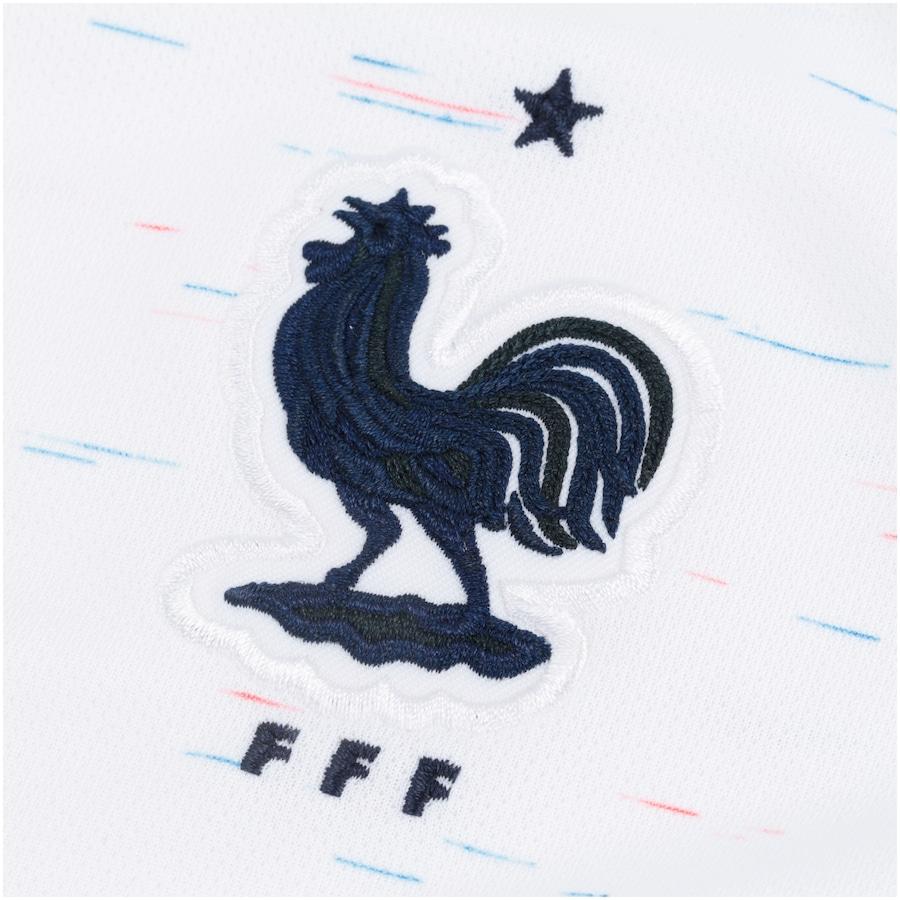 Camisa França II 2018 Nike - Infantil 5451d2ff4c227